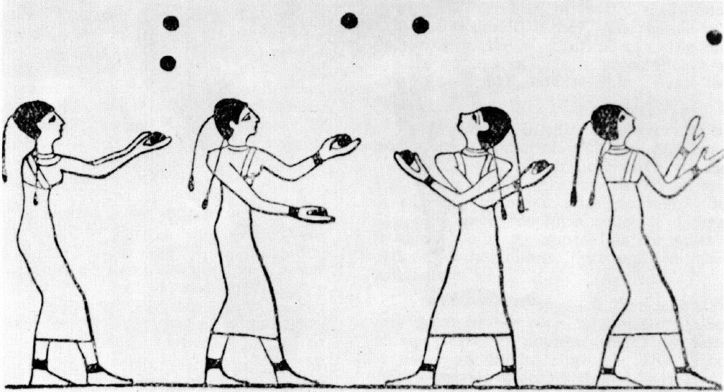 تاریخچه شعبده بازی و تردستی