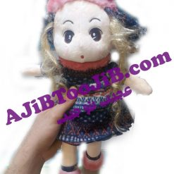 عروسک ممل زمستانی