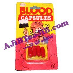 کپسول خون