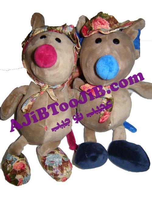 Dolls of honey sugar mice