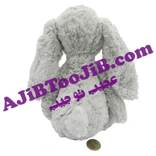 Jelly coat rabbit doll without clothes