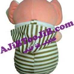 فیل ژله ای لباس دار