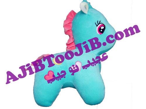 پونی اسب شاخدار ژله ای ( سایز متوسط )