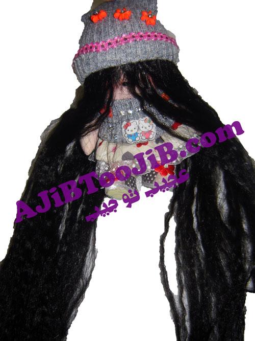 عروسک روسی ناز (سایز کوچک)