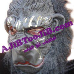 ماسک گوریل سیاه
