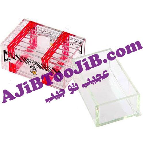 معمای جعبه شیشه ای