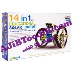 Solar robot 14 functional