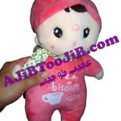 نوزاد ملوس کلاهدار ( برند Biscuits )