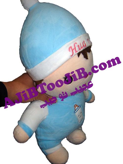 نوزاد تپل شیرخوار (سایز بزرگ)