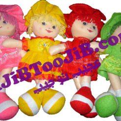 دخترهای کلاهدار رنگارنگ