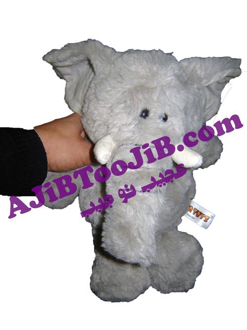 فیل ماموت پشمالو (اورجینال)