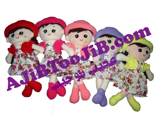 دخترهای کلاهدار دامن گلی