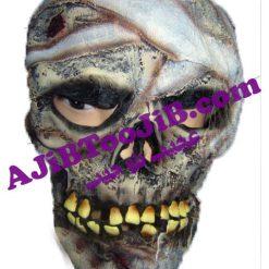 ماسک اسکلت برزخی مومیایی