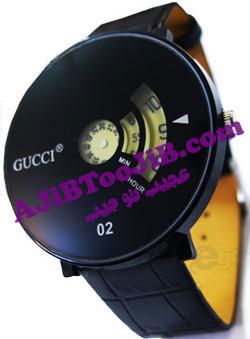 ساعت بدون عقربه گوچی Gucci