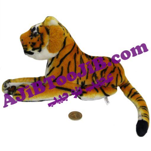 Doll polish tiger