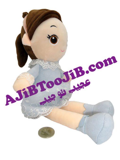 عروسک دختر ممل خندان
