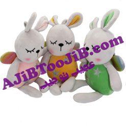 Doll winged fantasy rabbits