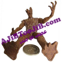 Action figure groot tree man