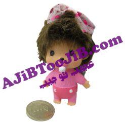 عروسک آویز دخترهای ناز پستونکی