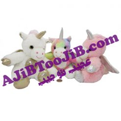 Doll woolen unicorn angel