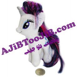 Small long hair unicorns