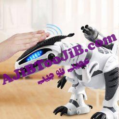ربات دایناسور جنگنده (هوشمند)
