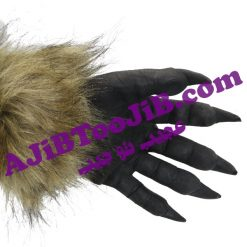 Gloves claw wolf