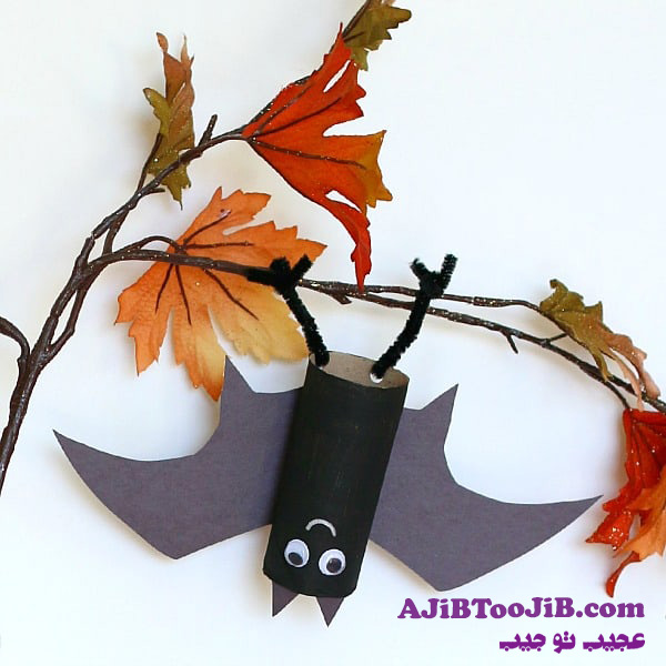 Making bat crafts