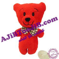 جاسوئیچی خرس قرمز ولنتاین