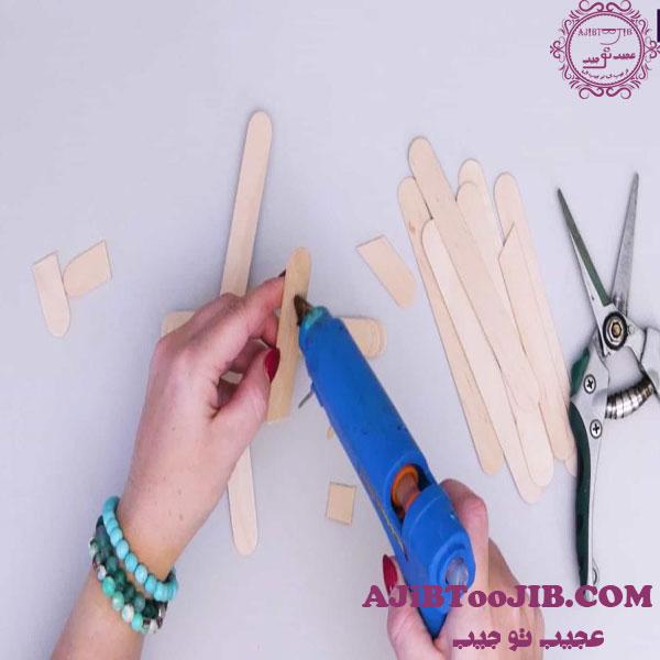 making stick plane