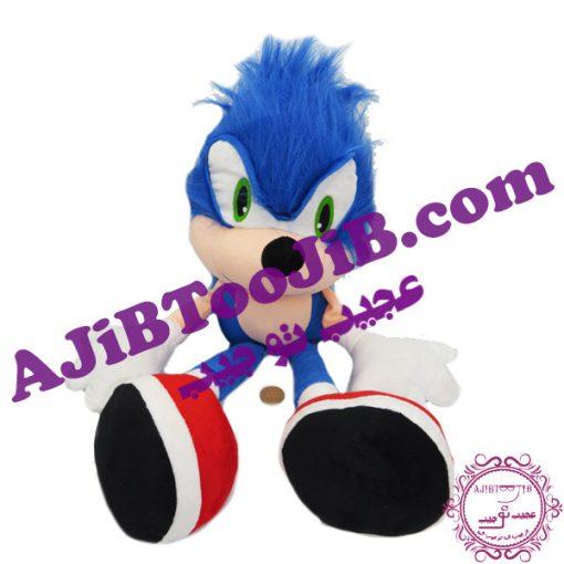Doll sonic hedgehog large