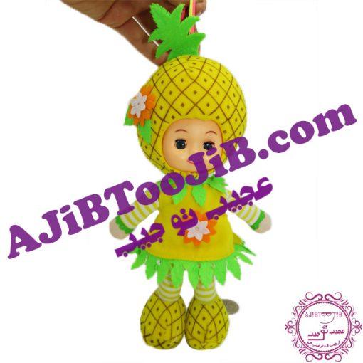 عروسک دختر ناز آناناسی