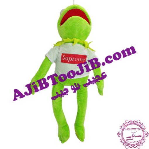 Doll Kermit frog