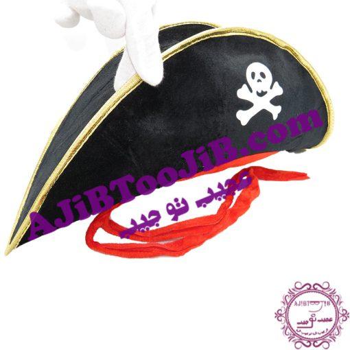 کلاه کاپیتان دزد دریایی