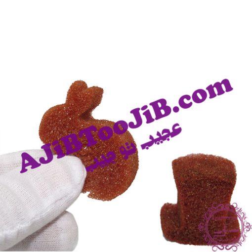 Magic flying sponges