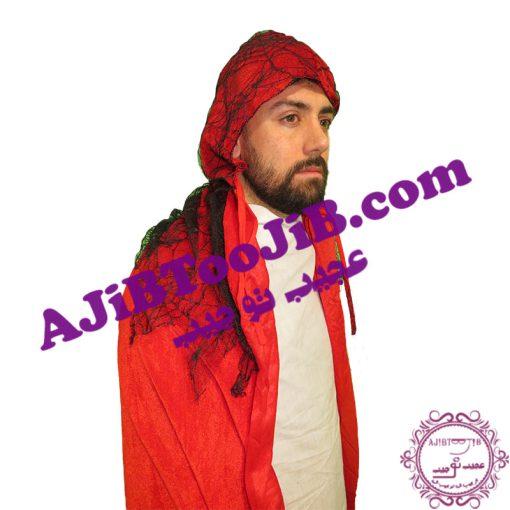 شنل جادوگر کلاهدار قرمز