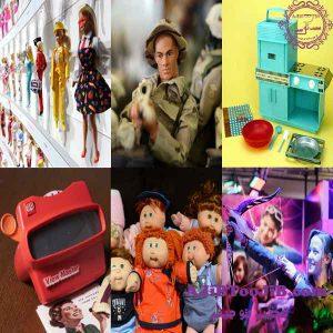 معرفی بهترین و محبوب ترین اسباب بازی های دنیا