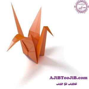 آموزش اوریگامیهای جالب در خانه