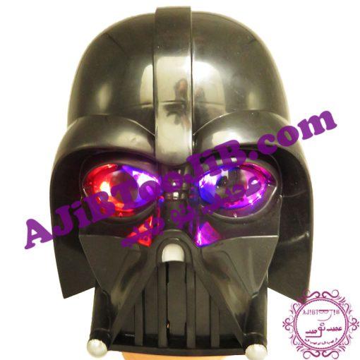 Mask Illuminated Darth Vader