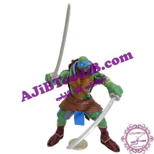 لاک پشت نینجا لئوناردو (شمشیر چرخان)