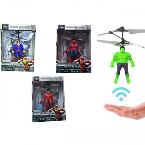 قهرمان های پروازی هوشمند