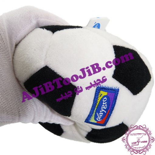 توپ فوتبال پولیشی زنگوله دار