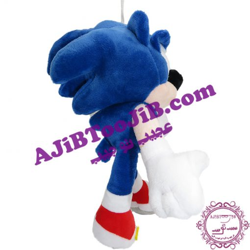 Doll sonic hedgehog small