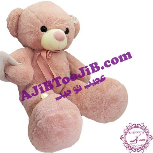 Kind bear bow tie large