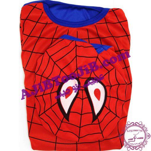 لباس مرد عنکبوتی ابرقهرمان