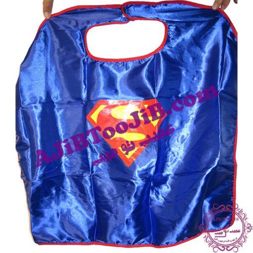 شنل سوپرمن با چشم بند