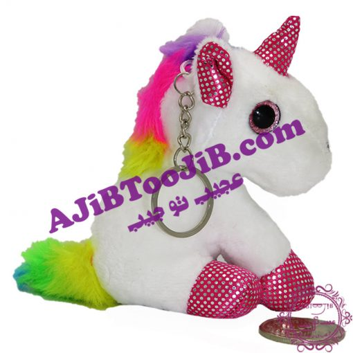 Doll pendant Rainbow Unicorns